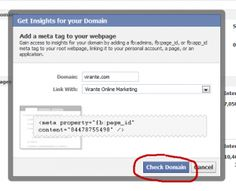 How well do you use your insights! How to Track Facebook Shares from Your Web Site
