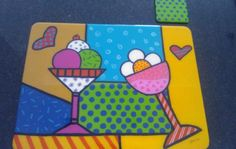 individuales y portavasos resinados Pop Art, Indian Drawing, Diy And Crafts, Crafts For Kids, Arte Country, Elements And Principles, Stick Art, Arte Popular, Doodle Art