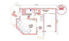 PROIECTE CASE. Proiecte case noi pe anul 2020 Slideshow « » Casa Mondeo Plus House Outside Design, House Design, Design Case, Decoration, House Plans, Floor Plans, Exterior, How To Plan, Live
