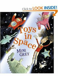 Toys in Space: Amazon.co.uk: Mini Grey: Books