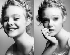 I just can't get enough of Elle Fanning