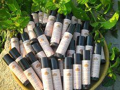 Handmade All Natural Nourishing Lip Balm with healing organic