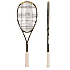 Squash Racquet - Harrow - The Stealth Ultra Lite, $215 - 140g Squash Racquet.  Strung with T300N String at 28bs- Weight 140g- 370mm- Even Balance - Grip: White Wrap- Construction: Carbon Graphite
