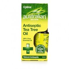 Australian Tea Tree Oil - - Save upto on Chemist Direct Prices 100 Pure Essential Oils, Tea Tree Essential Oil, Australian Tea Tree Oil, Cotton Swab, Fungal Infection, Insect Bites, Health Advice, Skin Problems, Pure Products