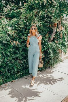 THOSE DENIM OVERALLS + HOME RENO LINKS. Denim Overalls · Dungarees · Jumpsuit  Style ... 33a8725b87