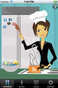 The TechChef4u app is now available... includes a sortable database of 500+ FREE apps
