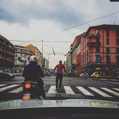 Artisti di strada  #milano #milanodavedere by marcodalex