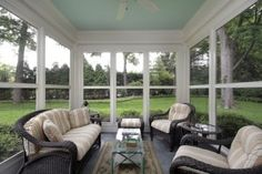 Brighten Up Your Sunroom With Furniture