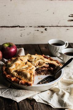Apple or Cherry?i pick BOTH! Apple Pie by Pastryaffair Apple Recipes, Apple Pie, Sweet Tooth, Food Photography, Sweet Treats, Favorite Recipes, Baking, Desserts, Sweets