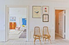 Une galerie-appartement |MilK decoration