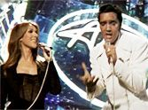 An Impossible Duet is Made a Reality - Celine Dion & Elvis Presley. AMAZING! AWESOME, and beyond. Would have never guessed it could happen.