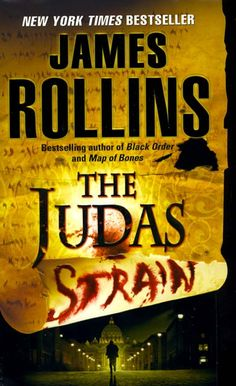 Anything by James Rollins is something you should read.