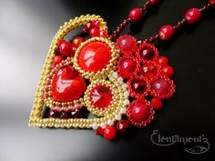 "Colier ""Lovestruck"" (220 LEI la Elentamente.breslo.ro)"