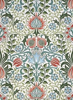 Resultado de imagen para William Morris gardens