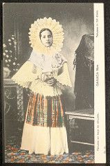 antique photos tehuantepec costumes | headress of Tehuana women (sftrajan) Tags: woman mexico costume dress ...