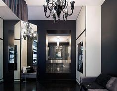 Interior Design photo by Tomas Pearce Interior Design Consulting Inc. Album - Modern Luxury Dressing Room