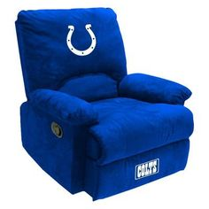 Imperial NFL Fan Favorite Recliner NFL Team: Indianapolis Colts