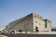 Ningbo History Museum © Lv Hengzhong, Courtesy of Amateur Architecture Studio