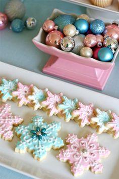 christmas decorations and food theme 2011!