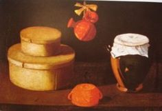 Caixas e potes(1660)