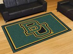 Baylor University 5x8 Rug