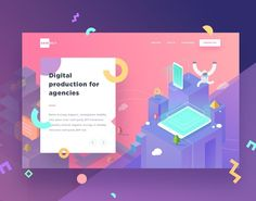 Savagely Landing Page Exploration by @ghanipradita  Trying a combination of gradient & little monsters. What are YOU working on right now?  - Follow us  @uitrends for daily UI UX inspiration   #uitrends #design #inspiration #explore #monster #mobile #code #website #web #www #interface #digital #graphicdesign #digitaldesign #ios #webdesigner #ui #ux #uiux #dribbble #behance #application #webbyawards #html #css #appdesign #uidesign #inspire #picoftheday #colorful