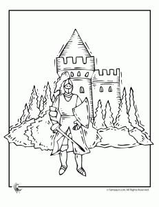 coloring pages boys will love pirates dragons outer space and medieval knights