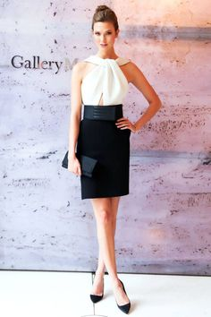 Estilo da Karlie Kloss | Fashion by a little fish