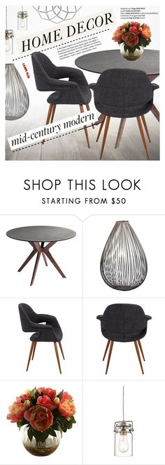 """Home Decor"" by pokadoll ❤ liked on Polyvore featuring interior, interiors, interior design, home, home decor, interior decorating and modern"