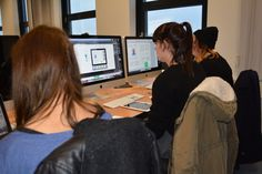 Appowr believes in educating the next generation. That's why we are giving lessons on how to build #Apps at Design Academy Eindhoven