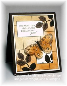 Melanie Muenchinger:  Gina K. Designs Inspiration Mosaic Frame;  Tutorial: Part 2