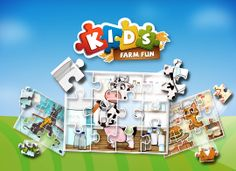 Farm Fun - العاب تيوب Farm Fun, Kindergarten, Online Games, Puzzle Online, Corona, Perfect Image, Cops, Second Child, New Books