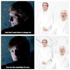 "These mockingjay edits are so not okay, they're killing me ""each second worst than the last"""