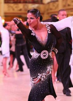 Angel Perez Lopez & Katie Geddes | Blackpool Dance Festival 2013, Under 21