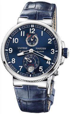 Ulysse Nardin Marine Chronometer Manufacture 1183-126/63