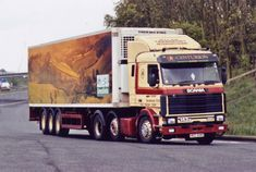 Millar 143 steel bumper centurion with a tilt trailer as shown in the next photo. Photo's of the model will be up after the w Tilt Trailer, Expand Furniture, The Good Old Days, Old Trucks, Rigs, Cars And Motorcycles, Art Deco, Steel, Classic