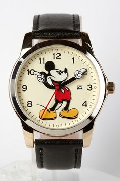 Children's Watches Modest Disney Brand Mickey Mouse Frozen Child Cartoon Watches Girls Watch Quartz Children Wristwatches Waterproof Childrens Watches