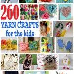 260+ Yarn Crafts for Kids