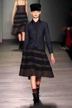 Marc by Marc Jacobs Fall 2012 Ready-To-Wear Collection