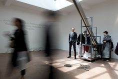 Russian Pavilion at the 55th Venice Biennale: First Look at the Installation: Vadim Zakharov