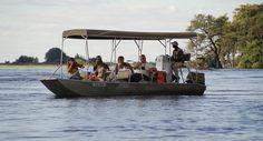 Sunset cruise & animal viewings on the Zambezi David Livingstone, Victoria Falls, Tour Guide, Lodges, Us Travel, Safari, Cruise, Tours, Adventure