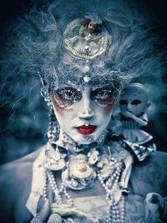Ludhye Photographies – Azuka Stefanie Cerli • Dark Beauty Magazine