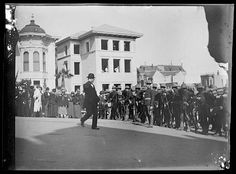 [Spanish-American War, California and Oregon volunteer infantries departing to Manila] | Flickr: partage de photos!