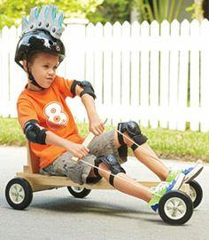 Zippy Go-cart Kit