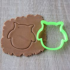 Owl cookie cutter by LubimovaCookieCutter on Etsy, $6.00