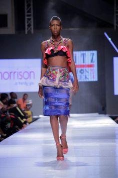 Glitz Africa Fashion Week 2014 – Aya Morrison - Pagnifik