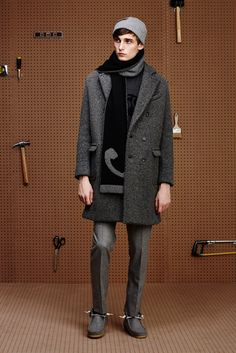 Band of Outsiders, Look #20