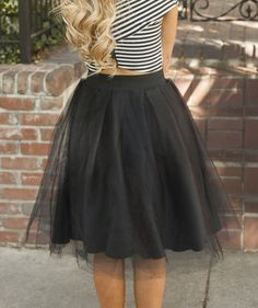 The Ashley - Bliss Tulle