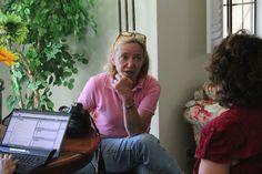 Cathy Cheney w Amy Long