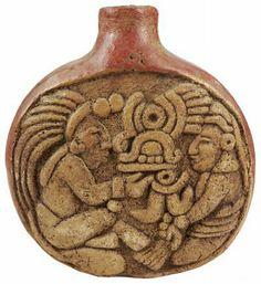 'Go Big': Mayan  Pottery 600-900 AD